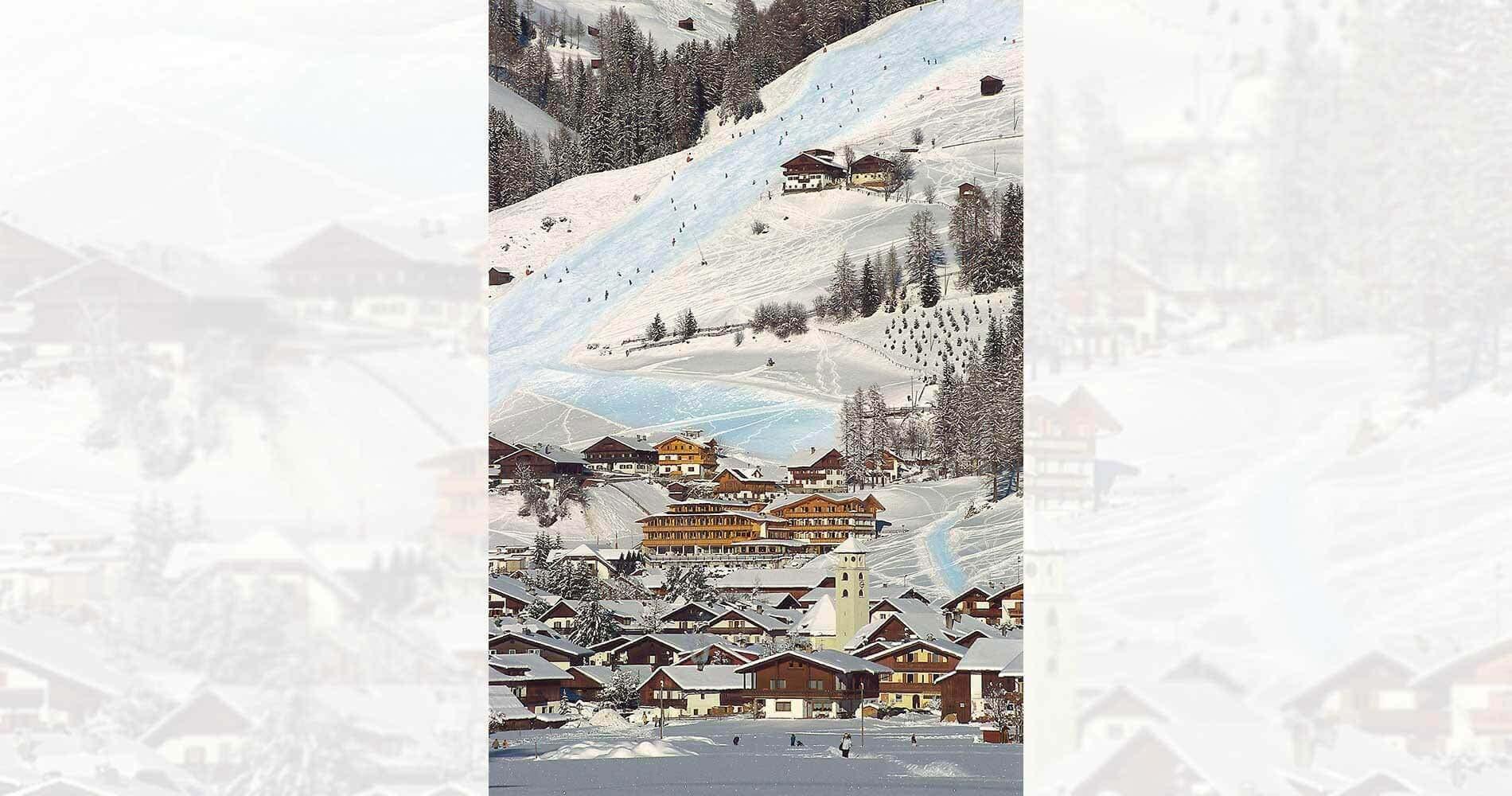 Berghotel in the Dolomites of Sesto - 4 star hotel in South Tyrol