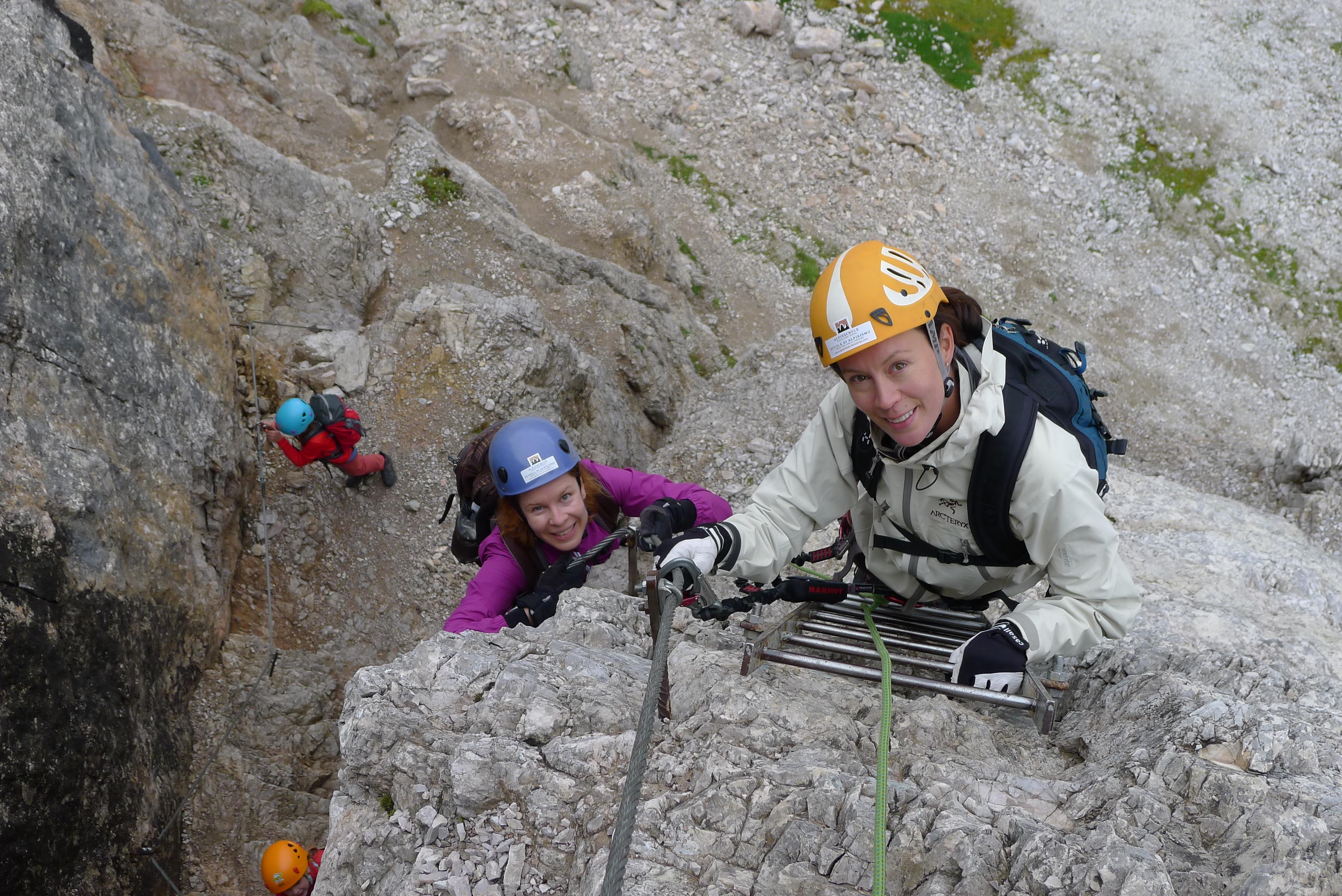 Klettersteig Drei Zinnen : Klettersteige in sexten und den dolomiten u2013 tourenbeschreibungen